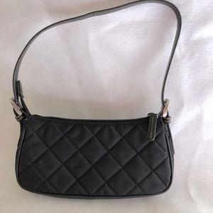 Nine West Black Quilted Shoulder Bag